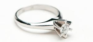 婚約指輪・ダイヤリフォーム