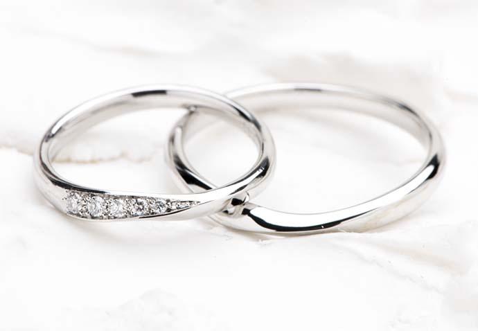 指輪 製作事例