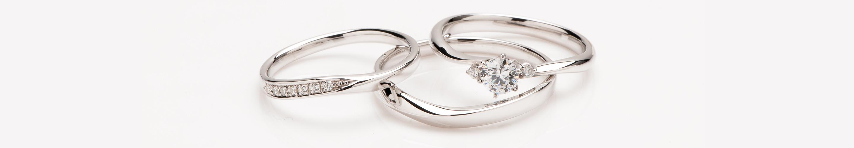 セットリング・セミオーダー 指輪
