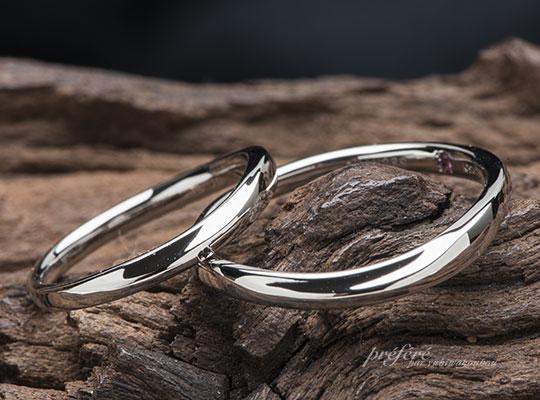 パラジウム 結婚指輪